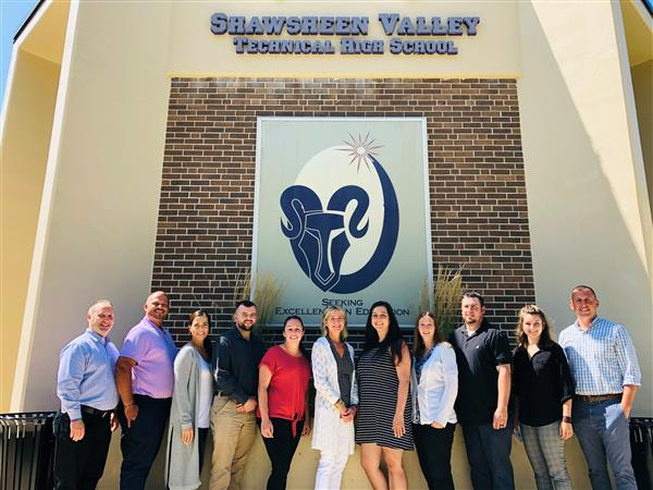Shawsheen Tech Welcomes 11 New Staff Members!