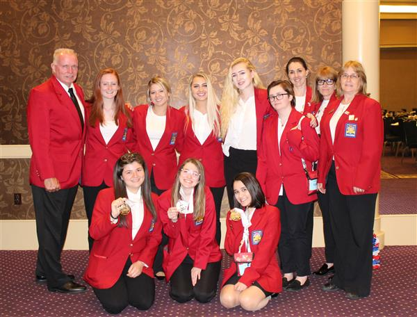 Shawsheen Tech Wins Gold at SkillsUSA Nationals!