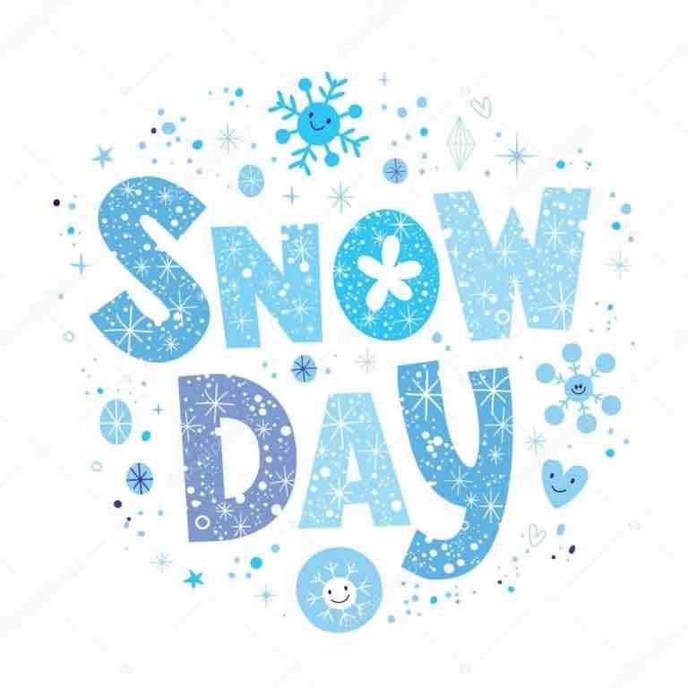 School closed Tuesday, December 3rd 2019