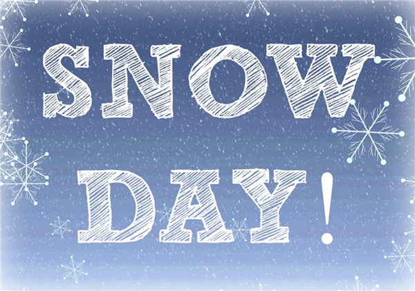 School Closed Monday, December 2nd 2019